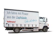 eTransport bei Hellmann (Freisteller)