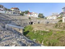 Roomalainen amfireatteri, Durrës