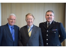 John Campbell appointed as Chief Constable