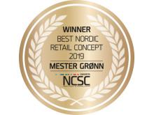 Emblem Nordic Award Winner 2019_Best Retail