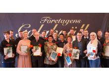 nominerade Företagens galakväll 2017