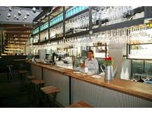 Bar in der Felix Kantine