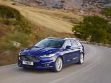 Nye Ford Mondeo kommer til Norge i slutten av 2014.