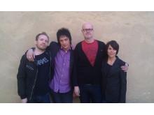 Sulo & Idde med Micke och Calle från Sound Pollution