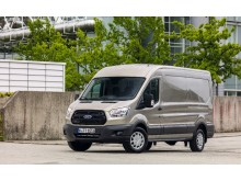 Nya Ford Transit