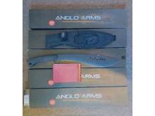 Some of the weapons recovered from Grange Road