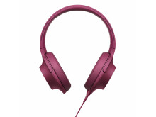 MDR-100 von Sony_Bordeaux-Pink_03