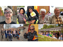 AFC Montage. Credit Action for Carers