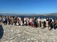 Teilnehmer Inforeise Korfu 21