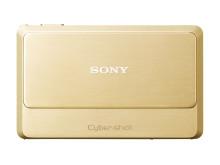 Cyber-shot DSC-TX9 von Sony_gold_01