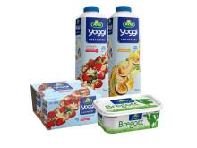 Yoggi och Bregott - nu även laktosfria