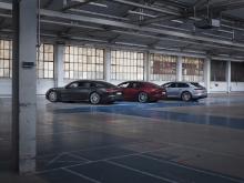 Porsche Panamera Turbo S E-Hybrid, Panamera 4S E-Hybrid och Panamera 4 E-Hybrid Sport Turismo