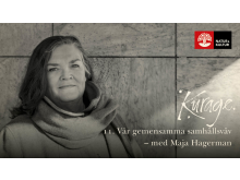 Kurage 11 med Maja Hagerman