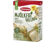 Nytt recept på Mjölkfri välling 1 år