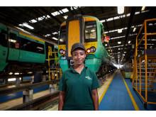 Katrina Rose-Allen - engineering apprentice