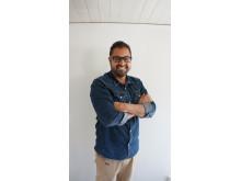 Amir efter (privat foto)
