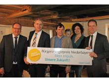 Auftakt Bürgerenergiepreis Niederbayern