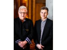 Göran Wisell och Ulf Wisell