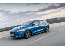 Ford Focus získal 5 hvězdiček Euro NCAP