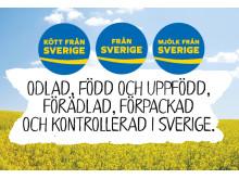 Ursprungsmärkningen Från Sverige.