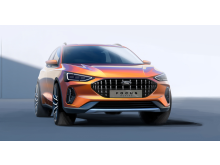 Ford Focus Active skisse 2021 (2)