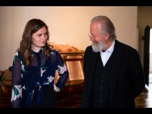 Mai Villadsen og Bjørn Nørgaard