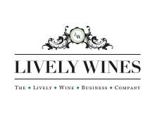 Lively Wines Logotype