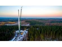 Vindkraftverk Össjö 3