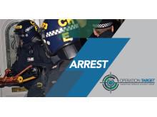 Arrest by Op. Target officers