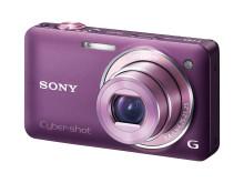 Cyber-shot DSC-WX5 von Sony_violett_04