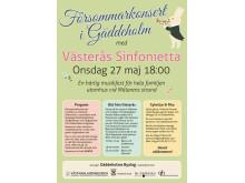 Västerås Sinfonietta Gäddeholm