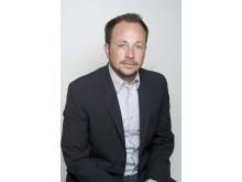 Jonas Berg, affärsområdesansvarig Partnersök, Svensk Byggtjänst