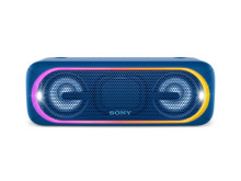 SRS-XB40 von Sony_blau_2