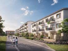 I Björröd i Landvetter vill markägaren se 300 bostäder på en stor grönyta inom ett villaområde.