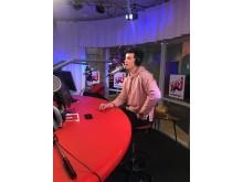 Shawn Mendes i NRJ-studion