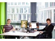 Arbeitsplätze im Kölner STARTPLATZ
