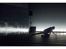 Ian Kaler i dansföreställningen o.T som visas på MADE 13 mars