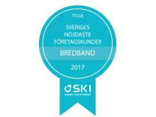 SKI 2017 Bredband B2B