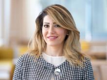 Heba Hamour en av Språkkrafts gratisappars användare