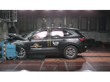 Ford Kuga frontal offset impact test Dec 2019