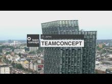ZÜBLIN, 25 years teamconcept