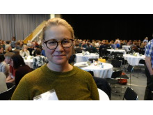 Melinda From, Whitebox, ledde konferensens workshop..