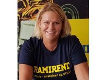 Randi Seljeøy Steen, CC Suppoert Manager Ramirent Midt
