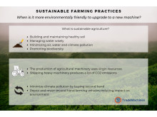 Sustainable farming summary