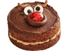 Costa_Rudolph Mini Cake