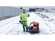 Håkon Rønningen i Rønningen Maskin