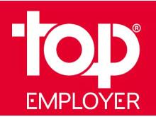Auszeichnung Top Employer