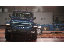Jeep Wrangler side impact Dec 2018