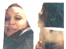 Ripped up pic of Henriett found in flat