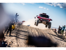 Dakar Rally, Saudi Arabia, MINI JCW Buggy, Carlos Sainz